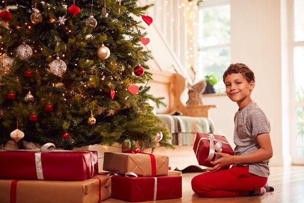 Noël à 10 ans