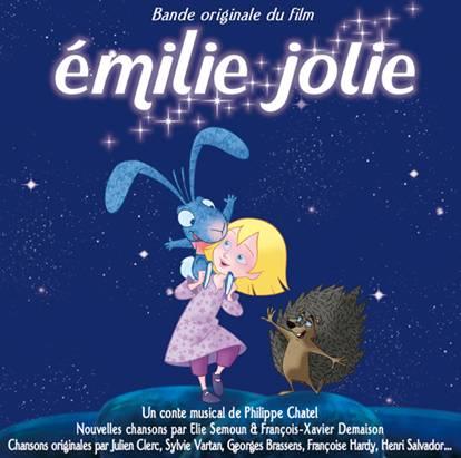 Emilie Jolie (2011) affiche