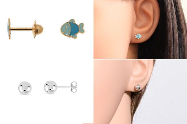 boucles oreilles cadeau naissance