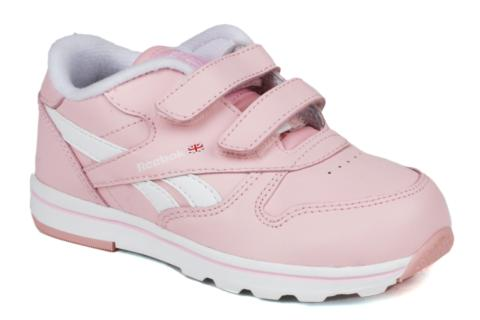 chaussures-reebook-rose-fille