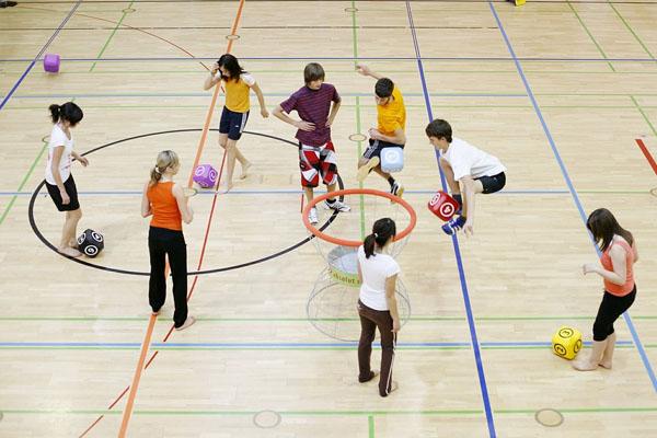 Equipements sportif pour collège