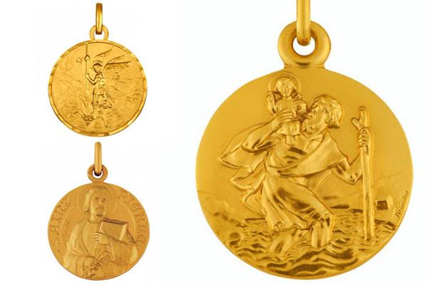 Médailles de Saint