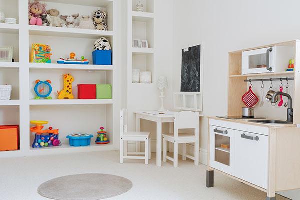 Organiser armoire de bébé