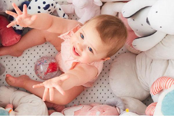 Peluches pour bébé
