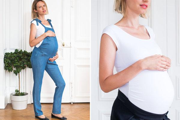 salopettes grossesse