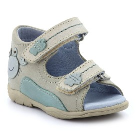 sandales nu-pieds beige bébé