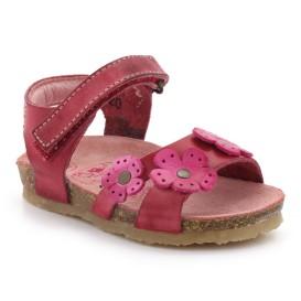 sandales nu-pieds violet-bébé
