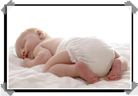 رحلة في عالم البراءة Sommeil-bebe