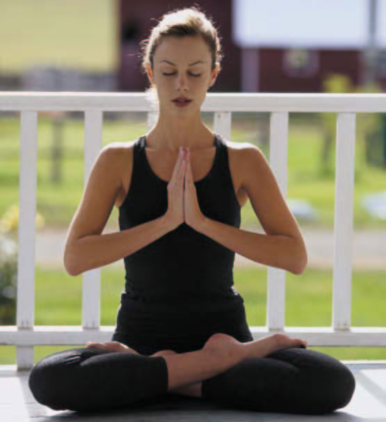 yoga sport reprise accouchement